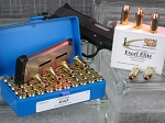 .45 ACP, 185-Grain Nosler Sporting Handgun Hollow Point, Box of 50