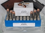 .45 ACP +P, 185-Grain Barnes TAC-XP Solid Copper Hollow Point, Box of 20