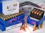 9mm Luger +P, 115-Grain Hornady XTP, Box of 20
