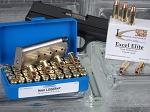 9mm Luger +P, 124-Grain Hornady XTP, Box of 20