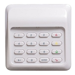 Security System, Wireless Keypad Control