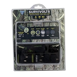 Survivolts Power Bank Charger/USB Mult-E-Tool