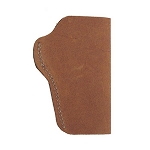 BIANCHI 6 Waistband Holster, CZ75, Para P12, Natural Suede, Size 09, Left Hand