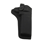 BIANCHI 7000 AccuMold Sporting Holster, Plain Black, Size 04, Right Hand, Ruger GP100