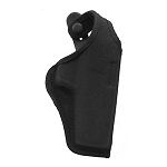 BIANCHI 7105 AccuMold Cruiser Holster, Glock 21, Black, Size 13, Right Hand