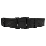 BIANCHI 7950 AccuMold Elite Sam Browne Belt, Basket Black, X-Large 46