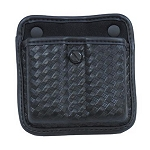 BIANCHI 7922 AccuMold Elite Triple Threat II Magazine, Pouch Basket Black, Size 2