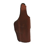 BIANCHI 19L Thumbsnap Holster, H&K P7M8/13, Plain Tan, Size 18, Right Hand
