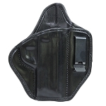 BIANCHI 145 Allusion Subdue IWB Holster, Smith & Wesson M&P 9/40, Black, Right Hand