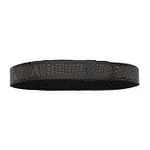 BIANCHI 7202 Nylon Gun Belt, Black, Medium
