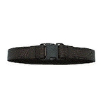 BIANCHI 7202 Nylon Gun Belt, Black, X-Large