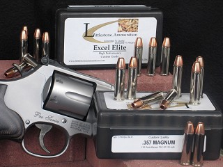 .357 Magnum, 110-Grain Barnes TAC-XP Solid Copper Hollow Point, Box of 20