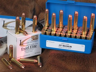 .357 Magnum, 158-Grain Speer Gold Dot Bonded-Jacket Hollow Point, Box of 20