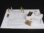.44 Remington Magnum, Sample Pack 3, 20 Rounds (Ten each 300-Grain Hornady XTP Mags and 300-Grain Speer Uni-Cor Soft Point Bullets)