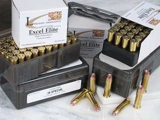 .38 Special, 125-Grain Speer Gold Dot Jacketed Hollow Point, 5 Boxes of 50, 250 Rounds