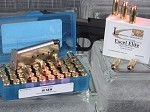 .40 S&W, 155-Grain Speer Gold Dot Bonded-Jacket Hollow Point, 5 Boxes of 50, 250 Rounds