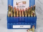 .45 ACP, 185-Grain Barnes TAC-XP Solid Copper Hollow Point, Box of 20
