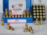 .45 ACP, 185-Grain Speer Gold Dot Bonded-Jacket Hollow Point, Box of 50