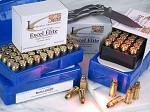 9mm Luger, 124-Grain Remington Golden Saber JHP, Box of 20