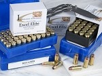 9mm Luger, 90-Grain Sierra JHP, Box of 20