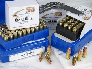9mm Luger +P, 124-Grain Speer Gold Dot Bonded, Box of 50