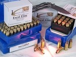 9mm Luger +P, 115-Grain Hornady XTP, Box of 50