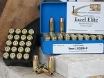 9mm Luger +P, 147-Grain Hornady XTP, Box of 50 A261