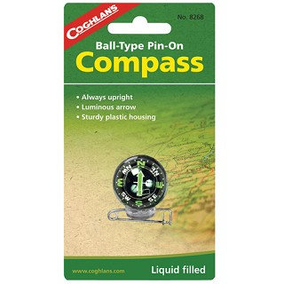Ball Pin-On Compass