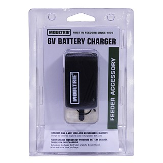 6 Volt Battery Charger