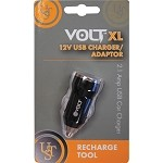 Volt XL USB Charger, Black