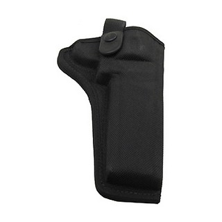 "BIANCHI 7000 AccuMold Sporting Holster, Ruger GP100 6"", Plain Black, Size 05, Right Hand"