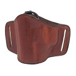 BIANCHI 105 Minimalist Holster, Tan, Size 13/15, Left Hand