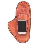 BIANCHI 100 Professional IWB Holster, Size 21, Ruger LC9, Tan