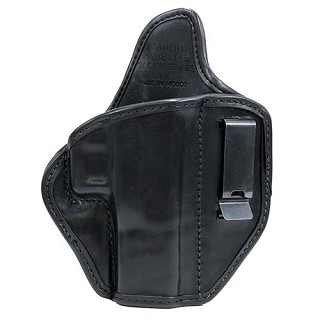 BIANCHI 145 Allusion Subdue IWB Holster, Glock 17, 22, 31, Black, Right Hand